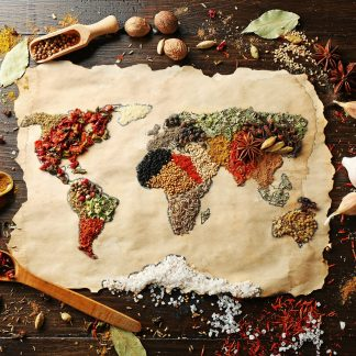Adult Global Flavours Classes